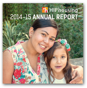 HIP Housing 2014-2015 Annual Report