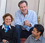 Home Sharing Success Story - Frank, Diane and Pablo
